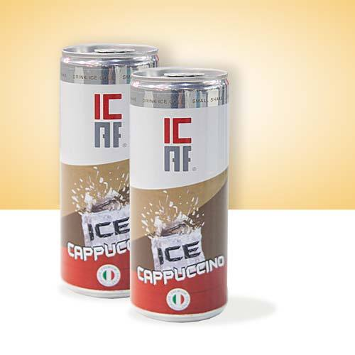 categoria drinks ice cappuccino 250ml