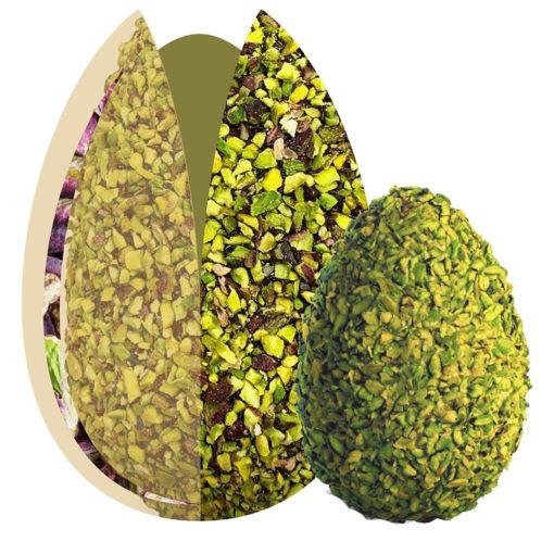 Uova di Pasqua al Pistacchio