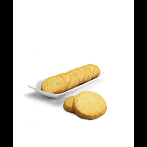 biscotti parmigiano reggiano e semi di girasole