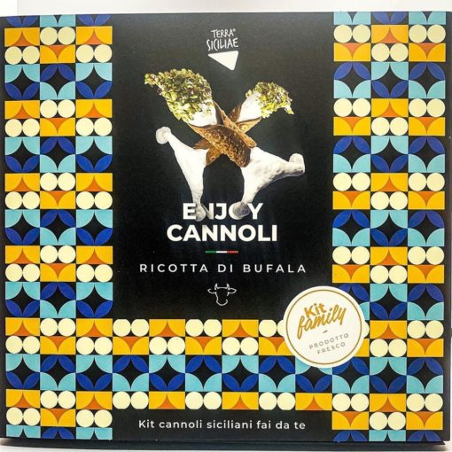 kit cannoli scatola
