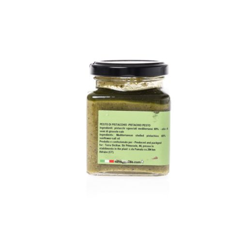 pesto di pistacchio 65 200g 4